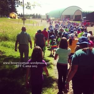 BFF 2013 Evacuation Drill1